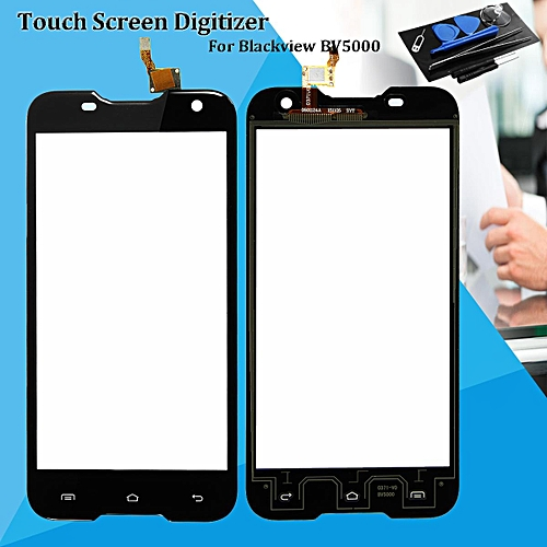 Touch Screen Digitizer Glass Repair Replacement With Tool For Blackview BV5000