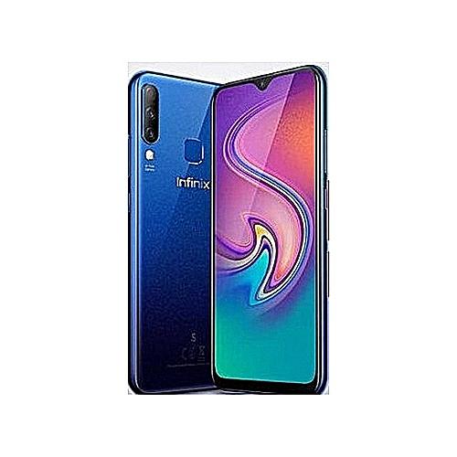 S4 (X626) 6 2-Inch HD+ Water Drop (3GB,32GB ROM) Android 9 Pie,  13MP+8MP+2MP Triple Rear Camera 32MP AI 4000mAh Dual SIM 4G Smartphone -  Nebula Blue