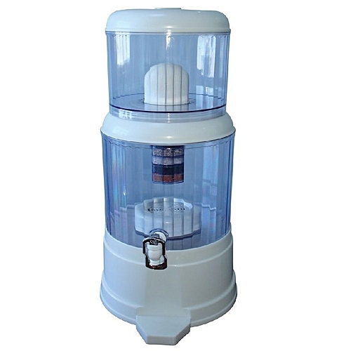 Water Purifier Filter & Dispenser - (20 Litres)