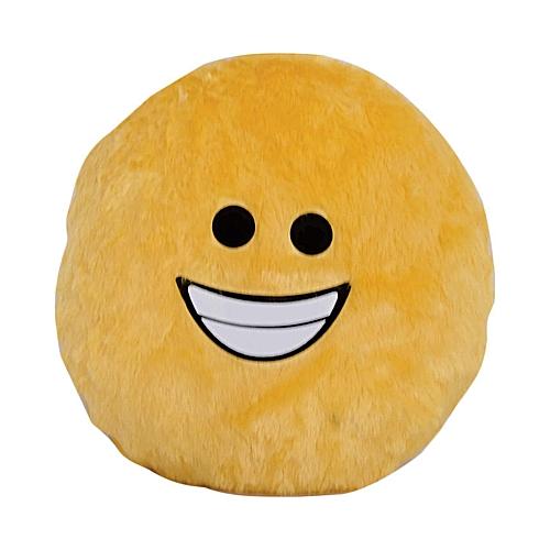 Smiley Throw Pillow (Big Smile)
