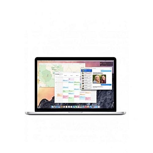 Macbook PRO Intel Corei7, 2.2GHz, (16GB RAM 256GB )15 inch MAC OS - Silver