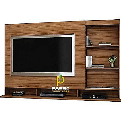 Omega Floating TV Shelf. (Delivery Only To Lagos Residence)