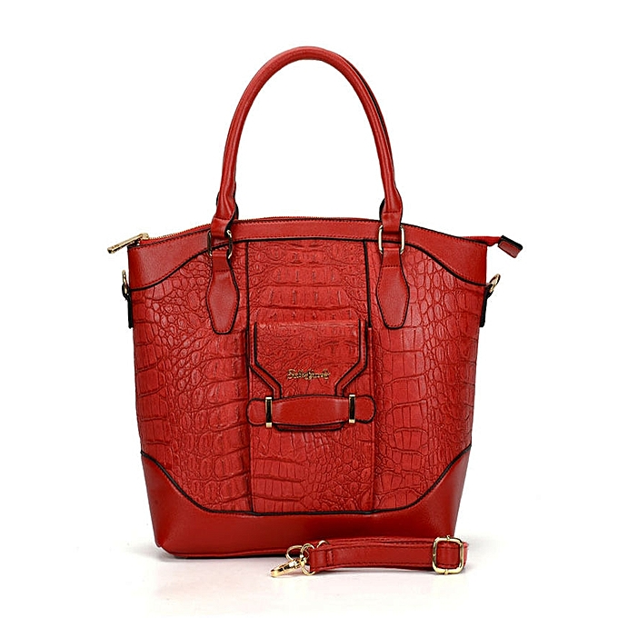 Fashion Africanmall Women Four Set Handbag Shoulder Bags d481fc924e085