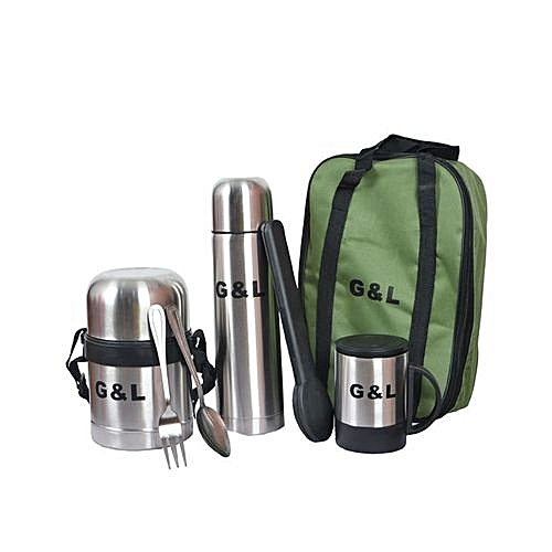 5-in-1 Food Flask