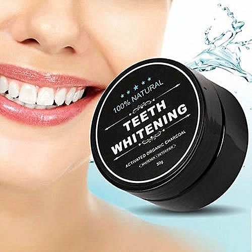 Generic Natural Activated Teeth Whitening Charcoal Powder