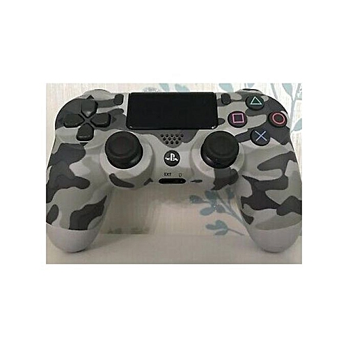 Ps4 Pro Pad With Light Bar Latest Edition For Dualshock 4 Pro Ps4 Official Wireless Controller White Black Army Green Urban Camouflage