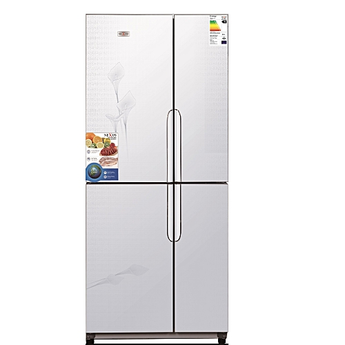 420 Liter Multi Door Side By Side Refrigerator + Free Microwave Oven+grill (Lagos Delivery Only)