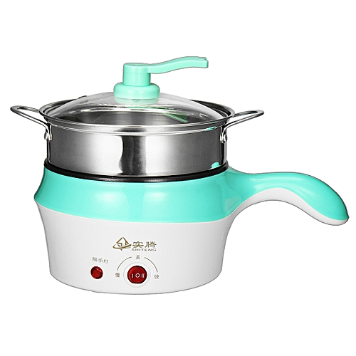 1.8L Double Stainless Steel Electric Cooker