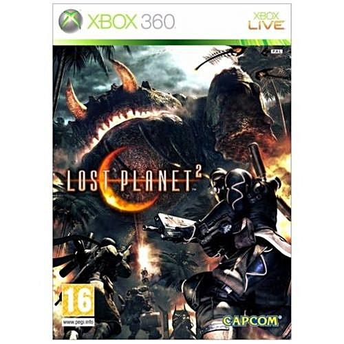 Lost Planet 2 Xbox 360 PAL