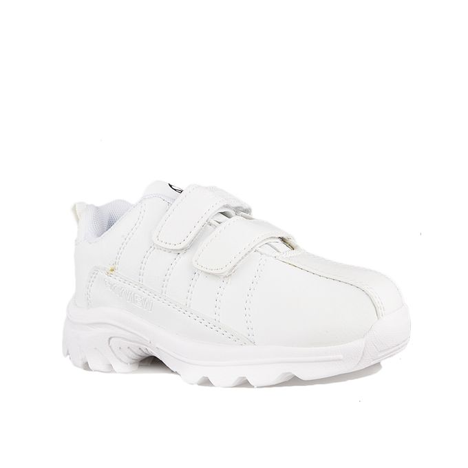 Unisex White Sport Trainers - White