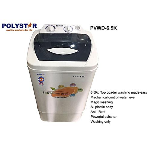 Top Load Washing Machine PVWD-6.5kg (JA17)