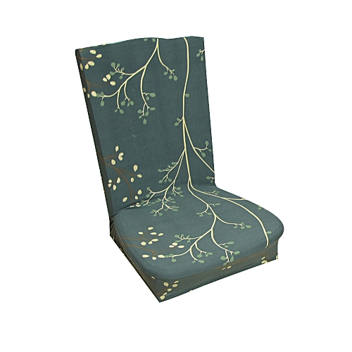 Dtrestocy Universal Stretch Spandex Dining Room Wedding Banquet Chair Cover Slip Cover C