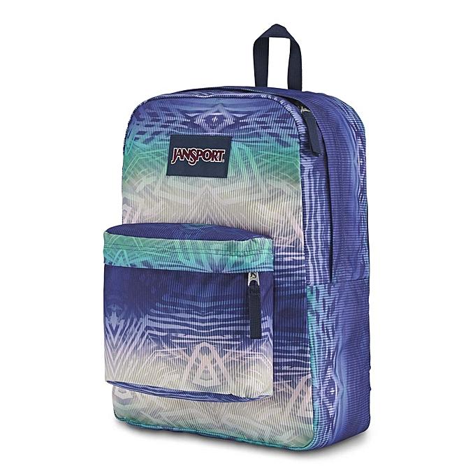 8e6c1624c JanSport SuperBreak Backpack - Optic Voyage | Jumia NG