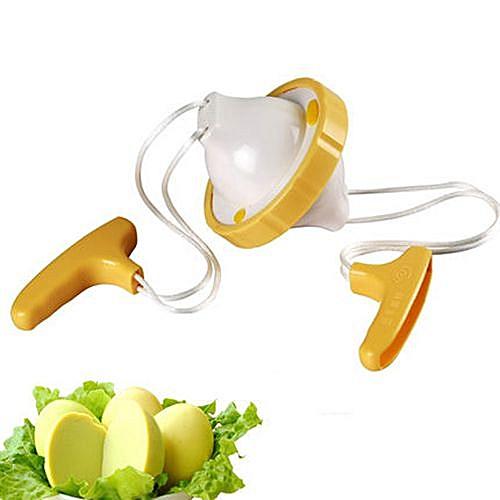 Golden Egg Scrambler Easy Kitchen Cooking