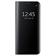 Samsung Galaxy J5 Prime Case ,[Perfect Fit] Translucent Mirror Flip Shell Ultra Smart