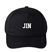ffd9aa115b1 Bts Cap Baseball Cap Adjustable Hat For Outdoor Travel