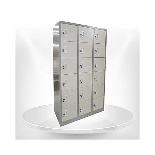 18 Doors Steel Cabinet