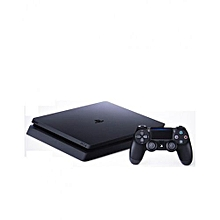 PS4 Slim Console 500GB - Jet Black 57876bfcf9