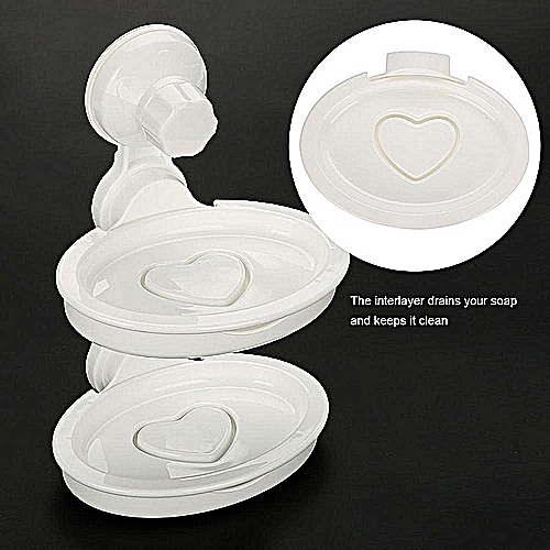 Double Layer Soap Dish