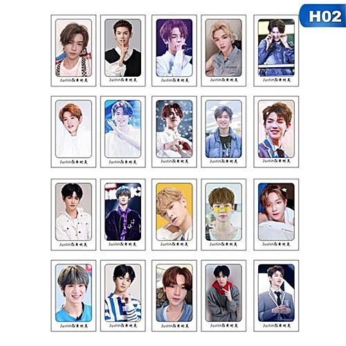 20pcs/set NINE PERCENT Photo Card Poster Lomo Cards H02