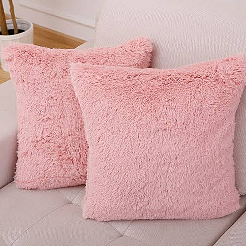 Throw Pillow 2pc Set -Sofa Bed Car Offices