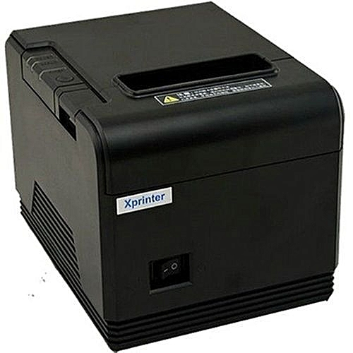 Genuine Xprinter - 80mm POS Thermal Receipt Printer With Autocutter