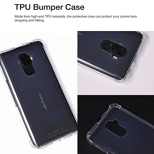 EY Ulefone S8pro 5.3 Inch Rear Fingerprint 2GB+16GB Dual Rear Camera 4G Phone-black