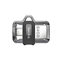64GB Ultra OTG Dual USB Flash Drive 3.0