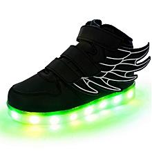 eec4285f411b4 Children  039 s Shoes Led Luminous Shoes Children  039 s Wing Light