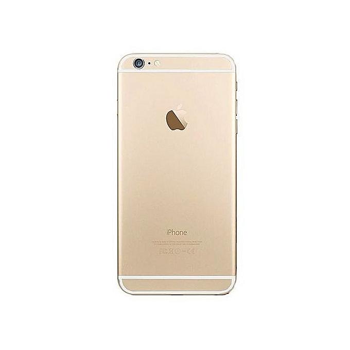 buy apple iphone 6 plus 128gb smartphone gold best. Black Bedroom Furniture Sets. Home Design Ideas