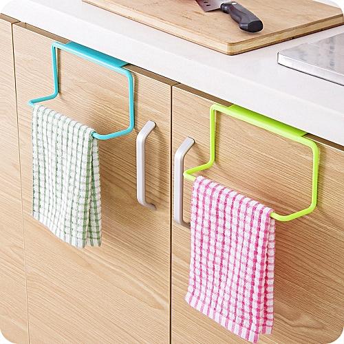 Towel Rack Bathroom Kitchen Cabinet Cupboard Hanger