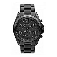 21569982fd5c Lexington Chronograph Black Dial Gold-tone Men  039 s Watch