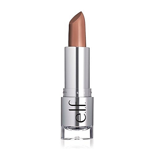 Elf Beautifully Bare Satin Lipstick- Touch Of Nude