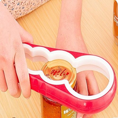 Easy Grip Kitchen Rubber Handle Opener