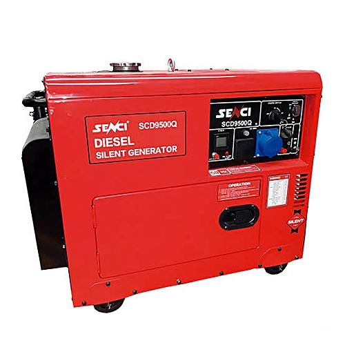 Silence Diesel Generator 9.5kVA