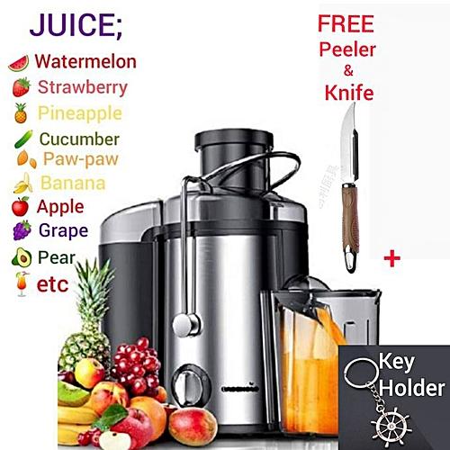 Electric Multi-Fruit Juice Extracting Machine