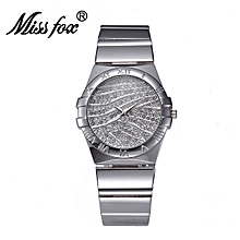 7bfdb7d8e89 Miss Fox Classic Full Of Women  039 s Luxury Watches Top Brand Fashion Alloy