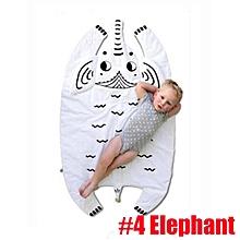 UK Cotton Large Big Soft Rectangle Baby Kids Play Mat Floor Rug Crawl Blanket for sale  Nigeria
