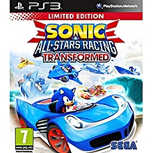 Sonic & All Stars Racing Transformed: Limited Edition- Playstation3 for sale  Nigeria
