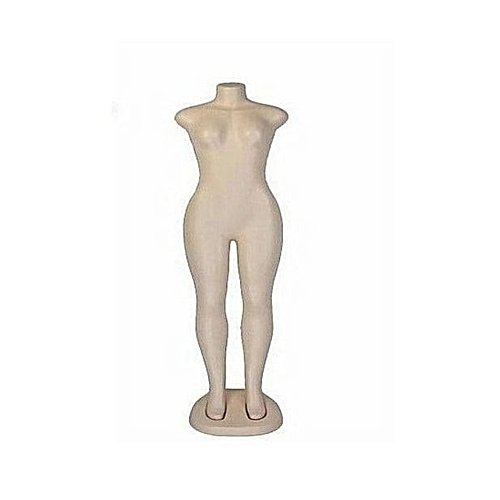 Headless & Handless Female Mannequin