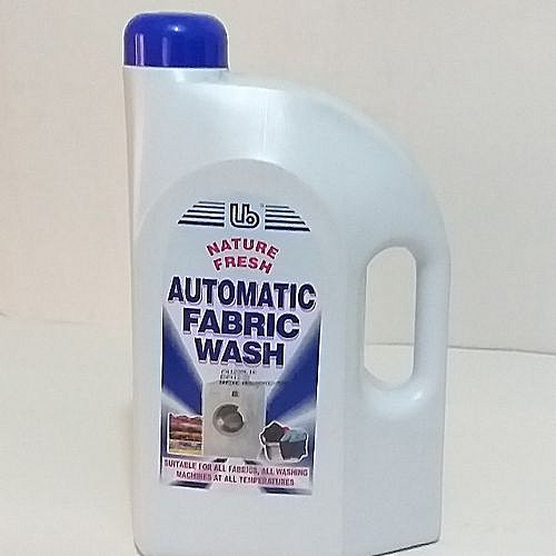 AUTOMATIC FABRIC WASH Liquid Soap SUITABLE FOR WASHING MACHINE - 2 Litres