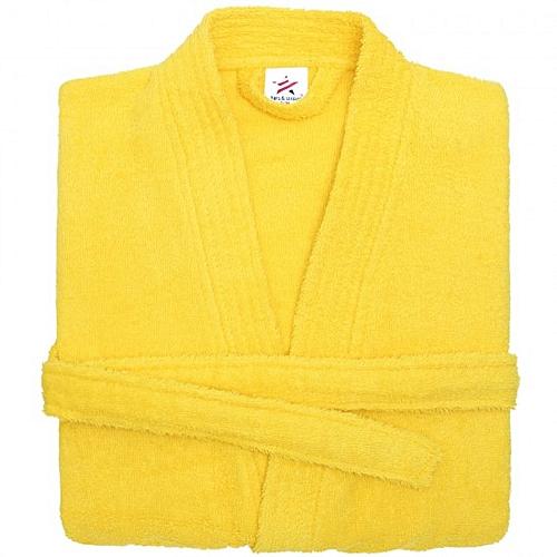 Bathrobe Yellow