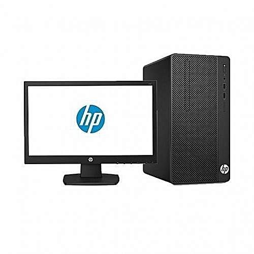290 G1 Business Desktop Microtower PC Intel Pentium Dual-Core Processor 500GB/4GB FREEDOS - Desktop
