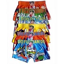 6488b928f48 Fashion Multicolour Character Boy  039 s Boxers ...