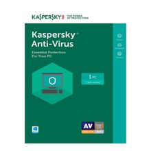 Anti-virus 1 Pc