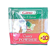 Curry Powder - 10 Sachets