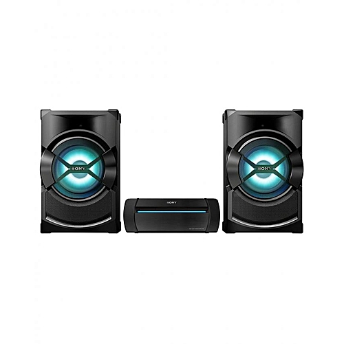 Shake-X3D High Power Home Audio System with Bluetooth - Black