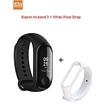 Mi Band 3 Smart Wristband Bracelet OLED Display Waterproof