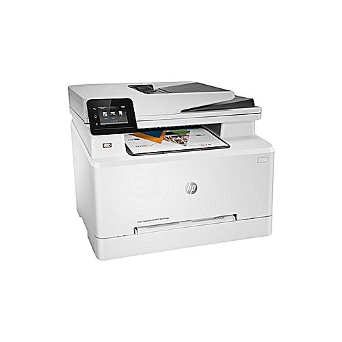 HP Color LaserJet M281fdw Mfp Print, Scan, Copy, Fax,