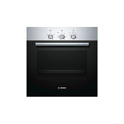 Series 2, Built-in Oven, Brushed Steel-HBN211E2M